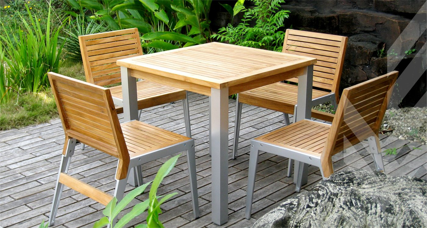 Teak Modern Outdoor Furniture