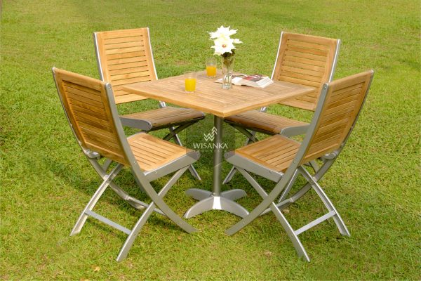 Alloy Casting Marrina Dining Set